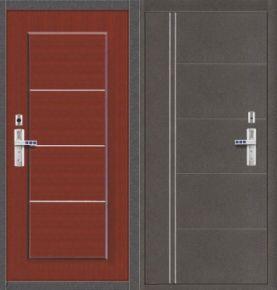 дверь входная металлическая щербинка