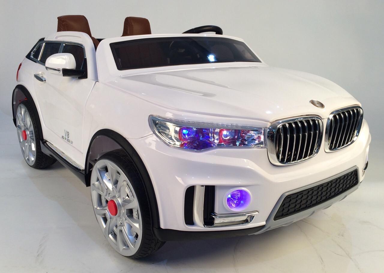 детский электромобиль бмв видео